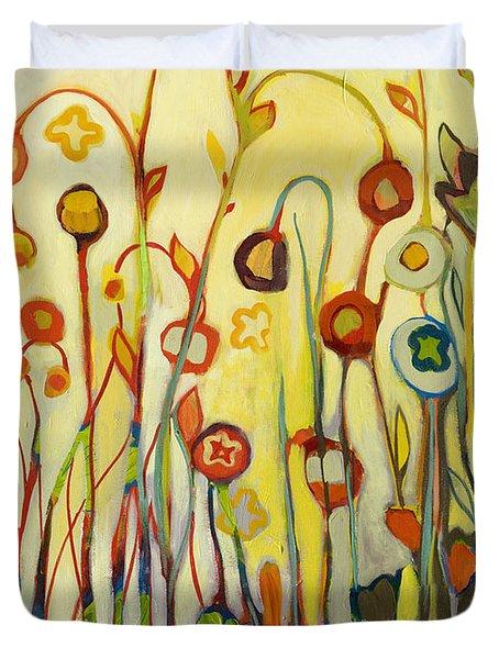 Unfolded Duvet Cover