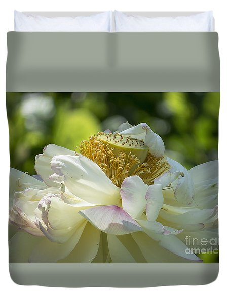 Unfurling Duvet Cover