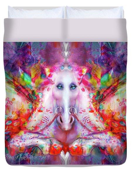 Unicorn Fairy Duvet Cover