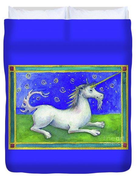 Unicorn Duvet Cover