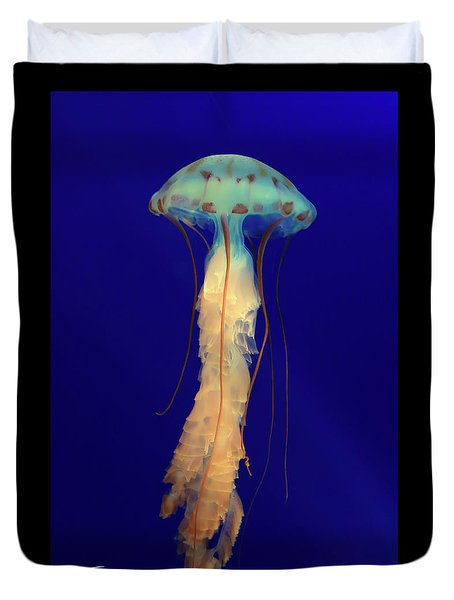 Unidentified Floating Obejct Duvet Cover