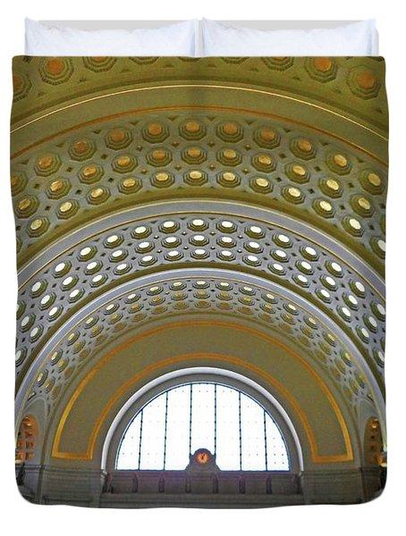 Union Station 12 Duvet Cover