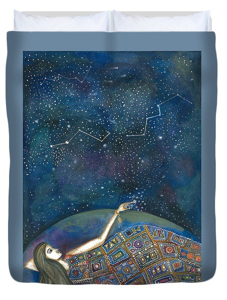 Universal Magic Duvet Cover