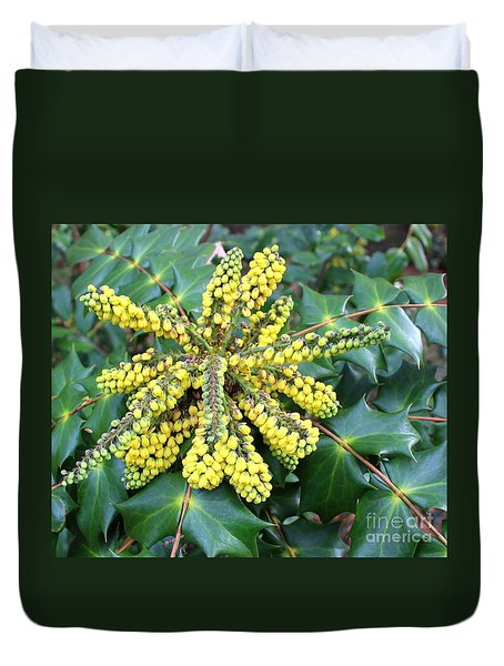 Unknown Holly Duvet Cover