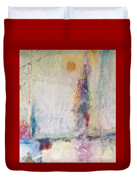 Sherbert Tales Duvet Cover by Gallery Messina