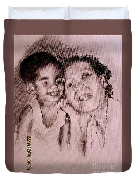 Unlimited Love 2 Duvet Cover