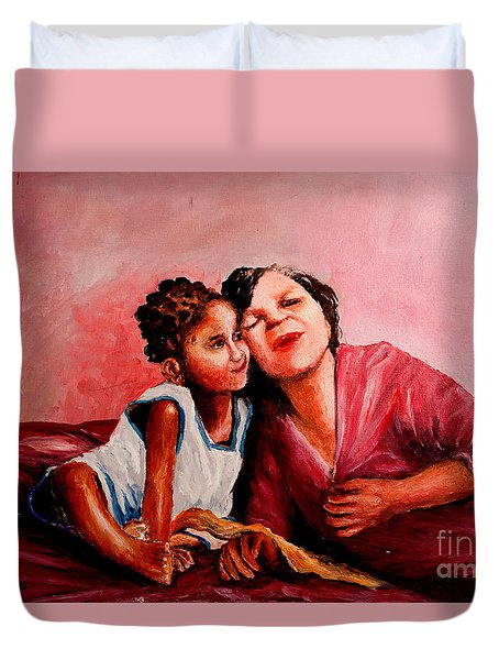 Unlimited Love Duvet Cover