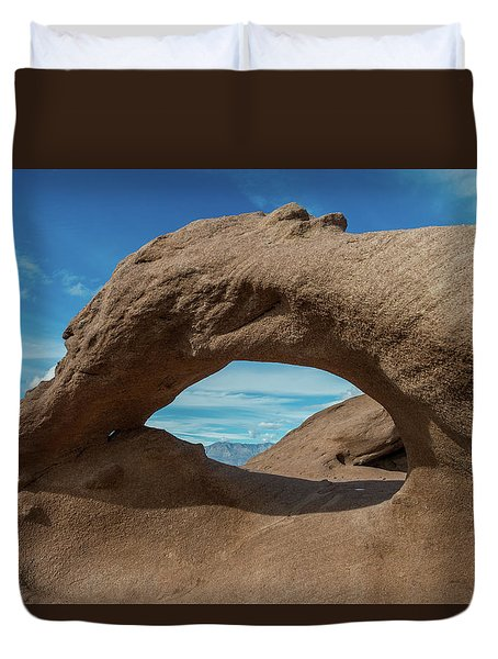 Unnamed Arch Duvet Cover
