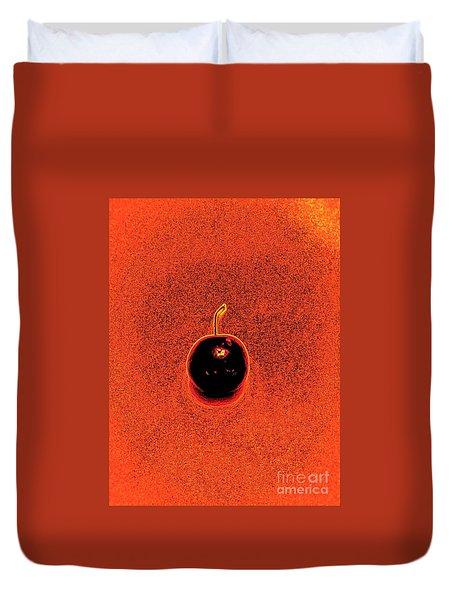 Cherry Duvet Cover