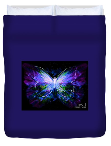 Unspoken Beauty  Duvet Cover