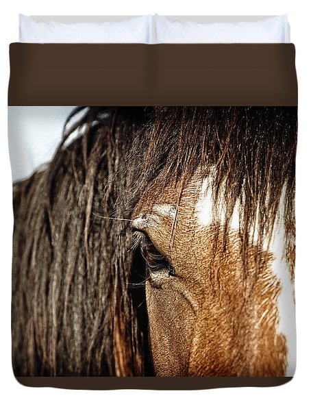 Untamed Duvet Cover