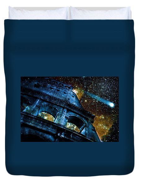 Until The Last Star Falls Duvet Cover