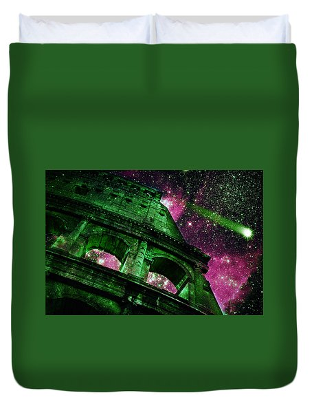 Until The Last Star Falls II Duvet Cover