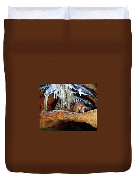Untitled 1 Duvet Cover by Melinda Dare Benfield