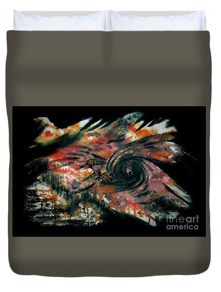 Untitled-101 Duvet Cover