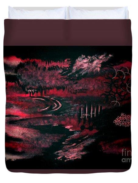 Untitled-140 Duvet Cover