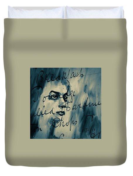 Untitled - 15aug2017 Duvet Cover
