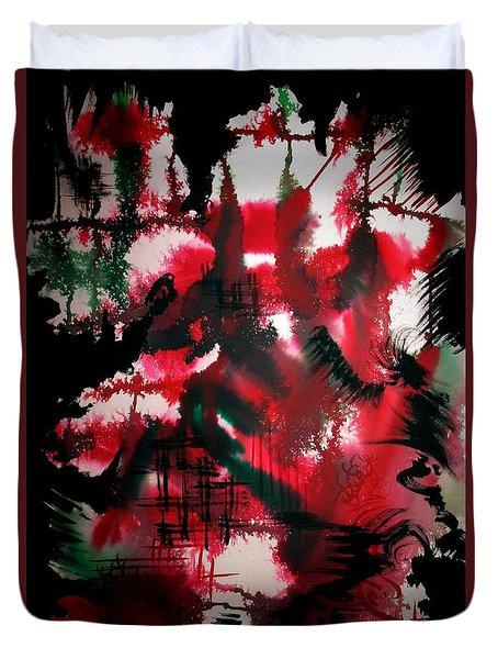 Untitled-174 Duvet Cover