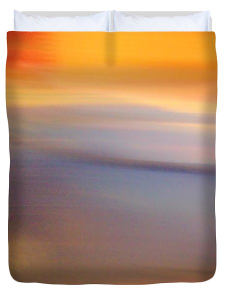 Untitled 3 Duvet Cover by Terence Morrissey