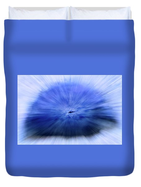 Untitled #3470, From The Soul Searching Series Duvet Cover