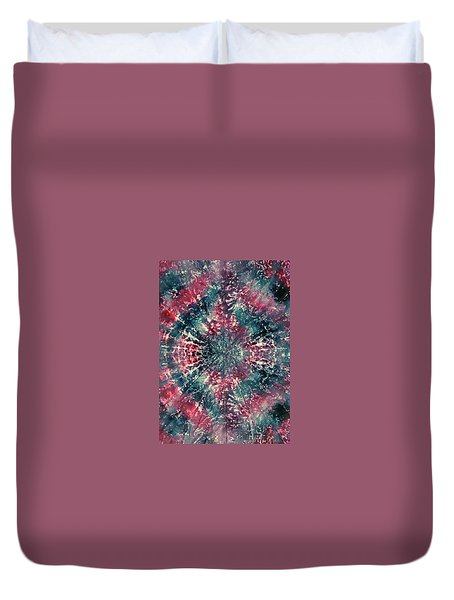 4-offspring While I Was On The Path To Perfection 4 Duvet Cover