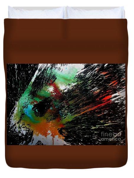 Spectracular Duvet Cover