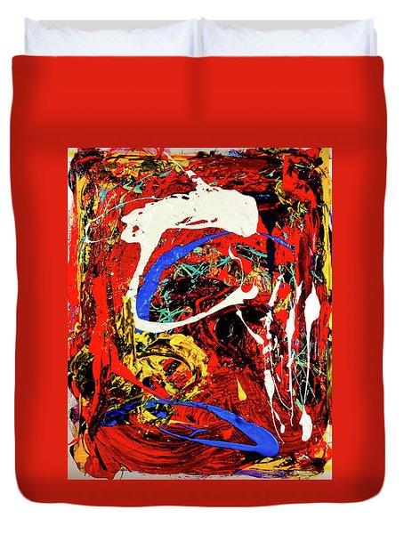 Untitled 79 Duvet Cover