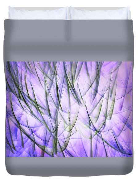 Untitled #8080224, From The Soul Searching Series Duvet Cover