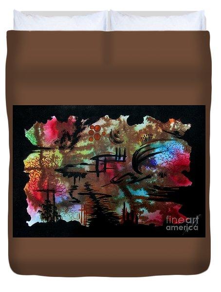 Untitled-84 Duvet Cover