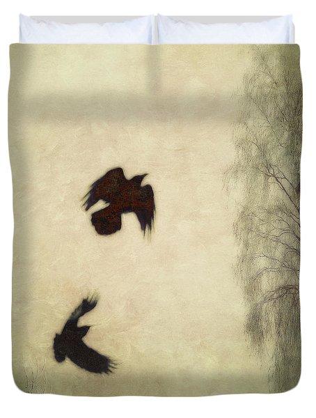 Untitled Duvet Cover by Priska Wettstein