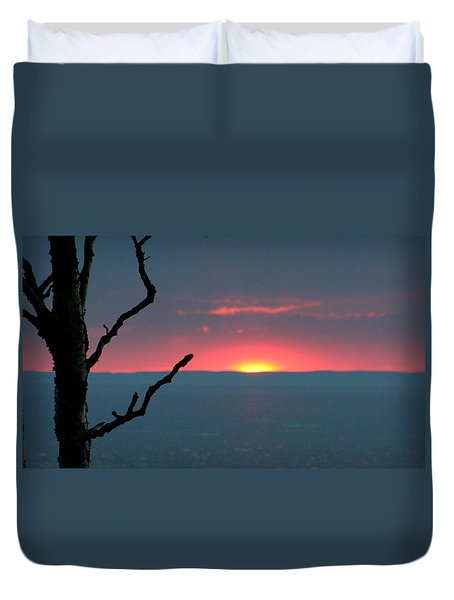 Untouched Beauty Duvet Cover