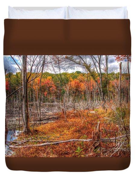 Untouchen  Duvet Cover