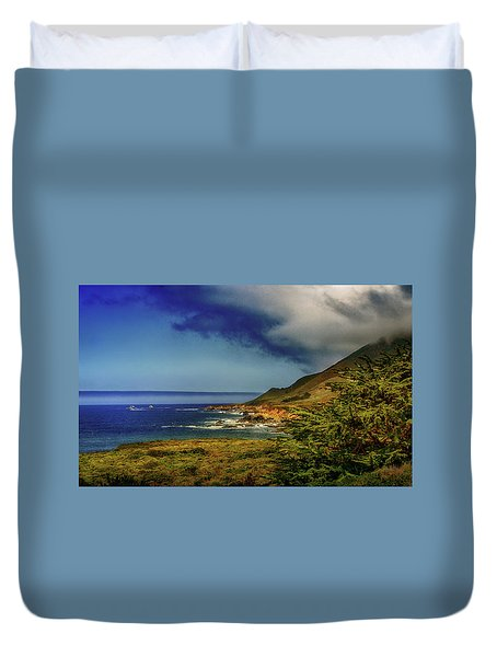 Up Coast Duvet Cover