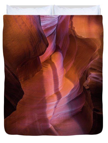 Upper Antelope Canyon 2 Duvet Cover