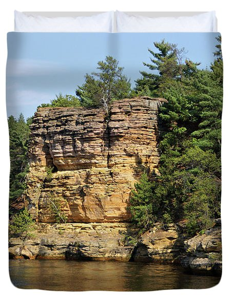 Upper Dells Duvet Cover
