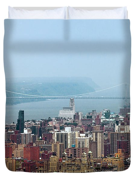 Upper West Side Duvet Cover