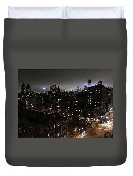 Upper West Side Duvet Cover