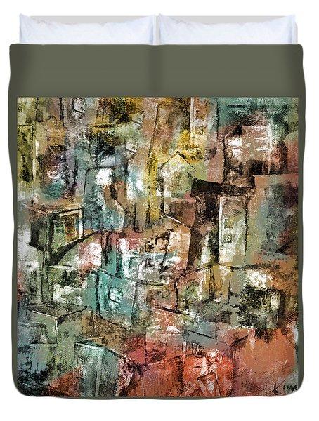 Urban #6 Duvet Cover
