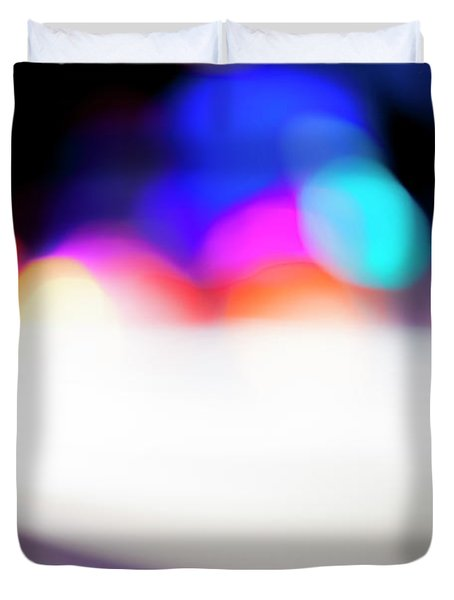 Duvet Cover featuring the photograph Urban Abstract by Eric Christopher Jackson
