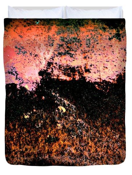 Urban Abstract Duvet Cover