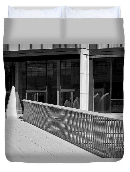 Urban Architecture 1 Duvet Cover