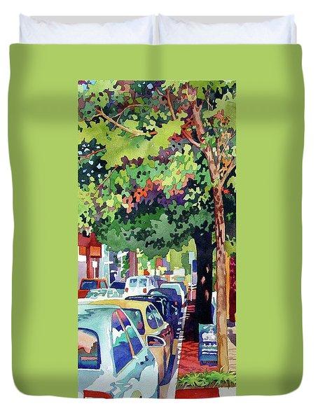 Urban Jungle Duvet Cover