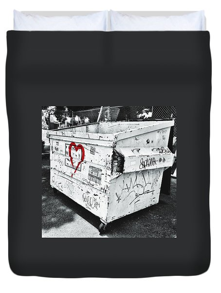 Urban Love Duvet Cover