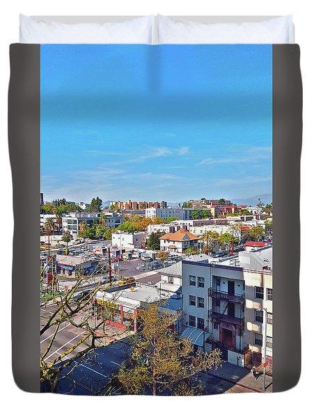 Urbania Duvet Cover