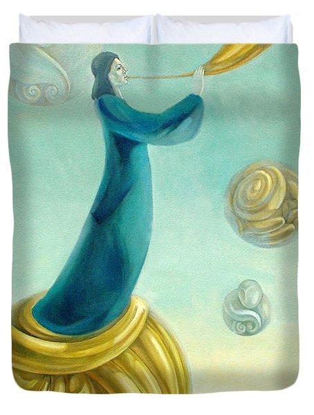 Uriel Duvet Cover
