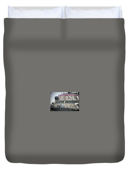 Uss Little Rock Lcs 9 Duvet Cover