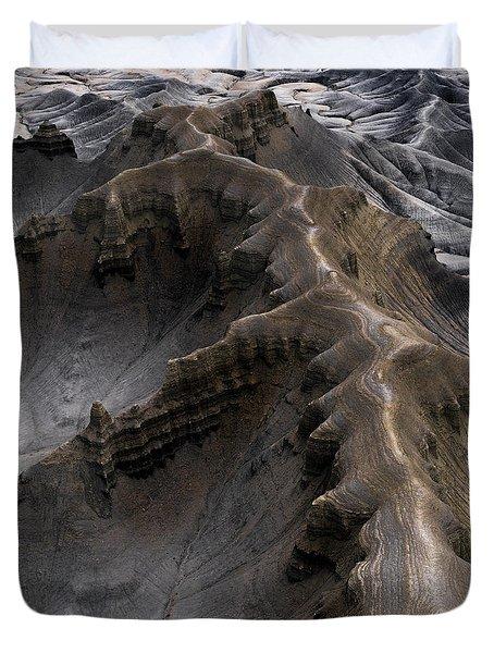 Utah Moonscape Duvet Cover