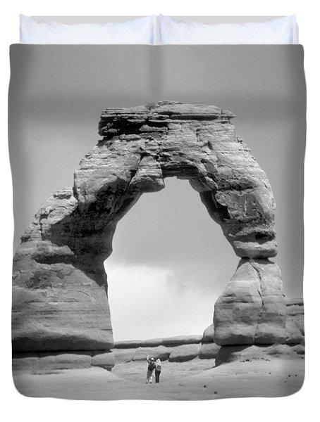 Utah Outback 17 Duvet Cover by Mike McGlothlen
