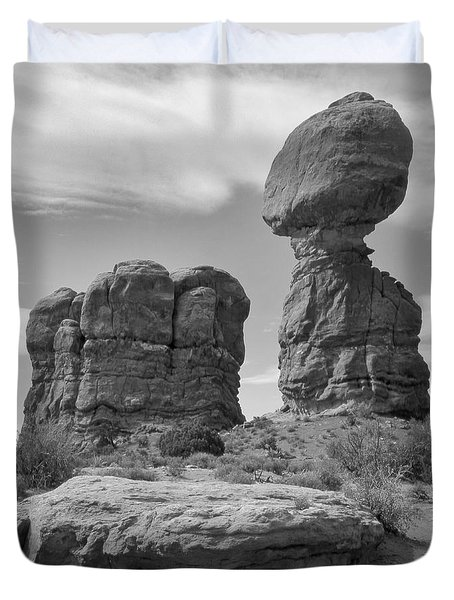 Utah Outback 31 Duvet Cover by Mike McGlothlen