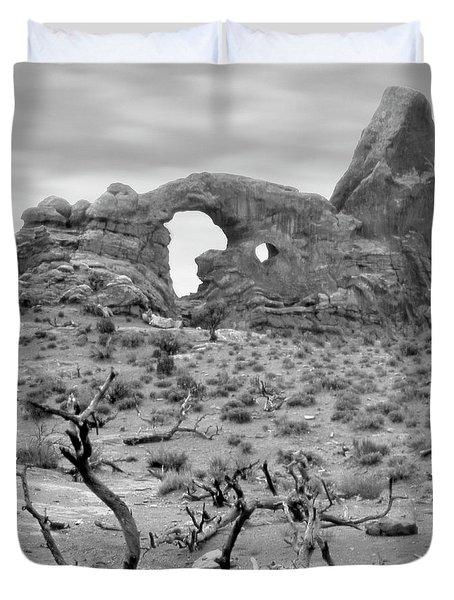 Utah Outback 37 Duvet Cover by Mike McGlothlen